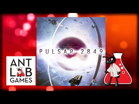 Pulsar 2849 Playthrough Review