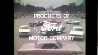 1964 Ford Mustang Commercial (14 of 16) TV Ad