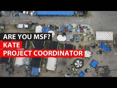 Are You MSF? | Kate - Project Coordinator