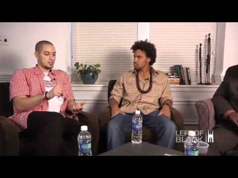 Left of Black with Omar Offendum and Pierce Freelon