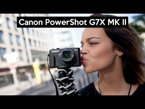 Canon PowerShot G7 X Mark II | tolle VLOGGING Kamera | Extra VLOG Video