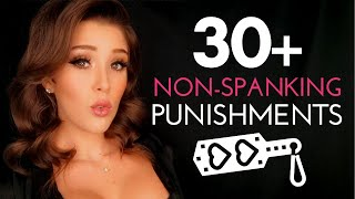 The *Ultimate* Guide to Non-Physical BDSM Punishments | Ms. Elle X