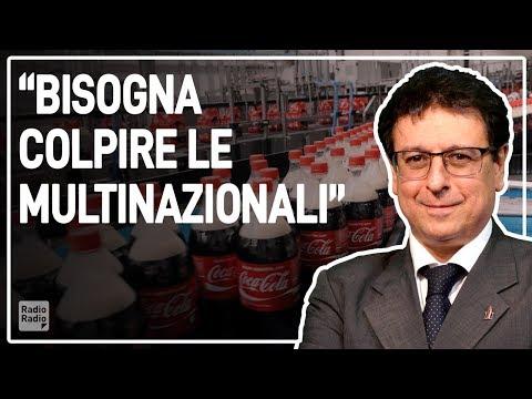 Valerio Malvezzi: 'Bisogna colpire le multinazionali'