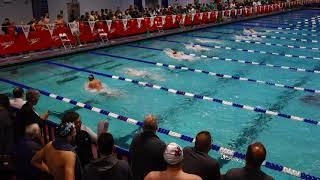 Men's 100 IM A Final | 2019 NCSA Spring Swimming Championships