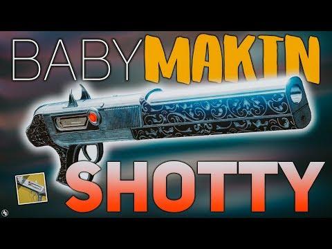The Chaperone Exotic Shotgun (The Baby Makin Shotty) | Destiny 2 Forsaken