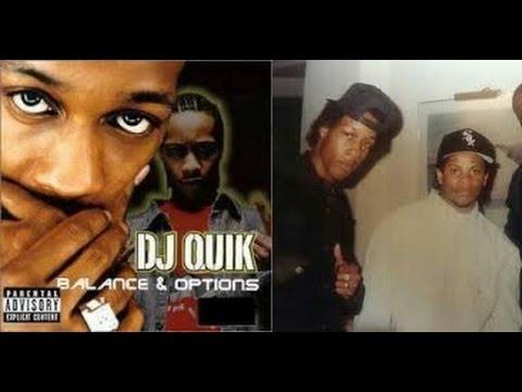 DJ Quik - Quikker Said Than Dunn (Eazy-E Tribute)