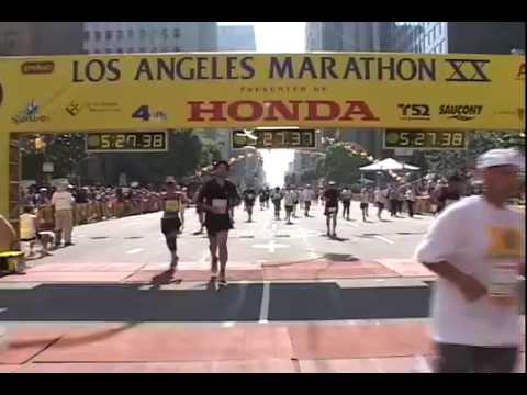 Los Angeles Marathon 2005