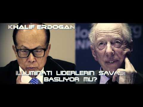Illuminati Baronlar: Lee ve Rothschild Ailesi'nin Yeni Osmanlı Korkusu!