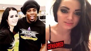 WWE Diva Paige THREESOME Sex Tape With Xavier Woods & Brad Maddox LEAKED Online