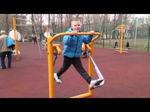 """Спортивные тренажеры """"Стандарт"""" (standart09.ru)из YouTube · Длительность: 4 мин7 с"""