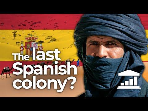 The Western Sahara, The last Spanish colony in Africa? - VisualPolitik EN