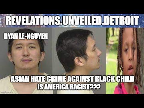 ASIAN HATE CRIME AGAINST BLACK CHILD