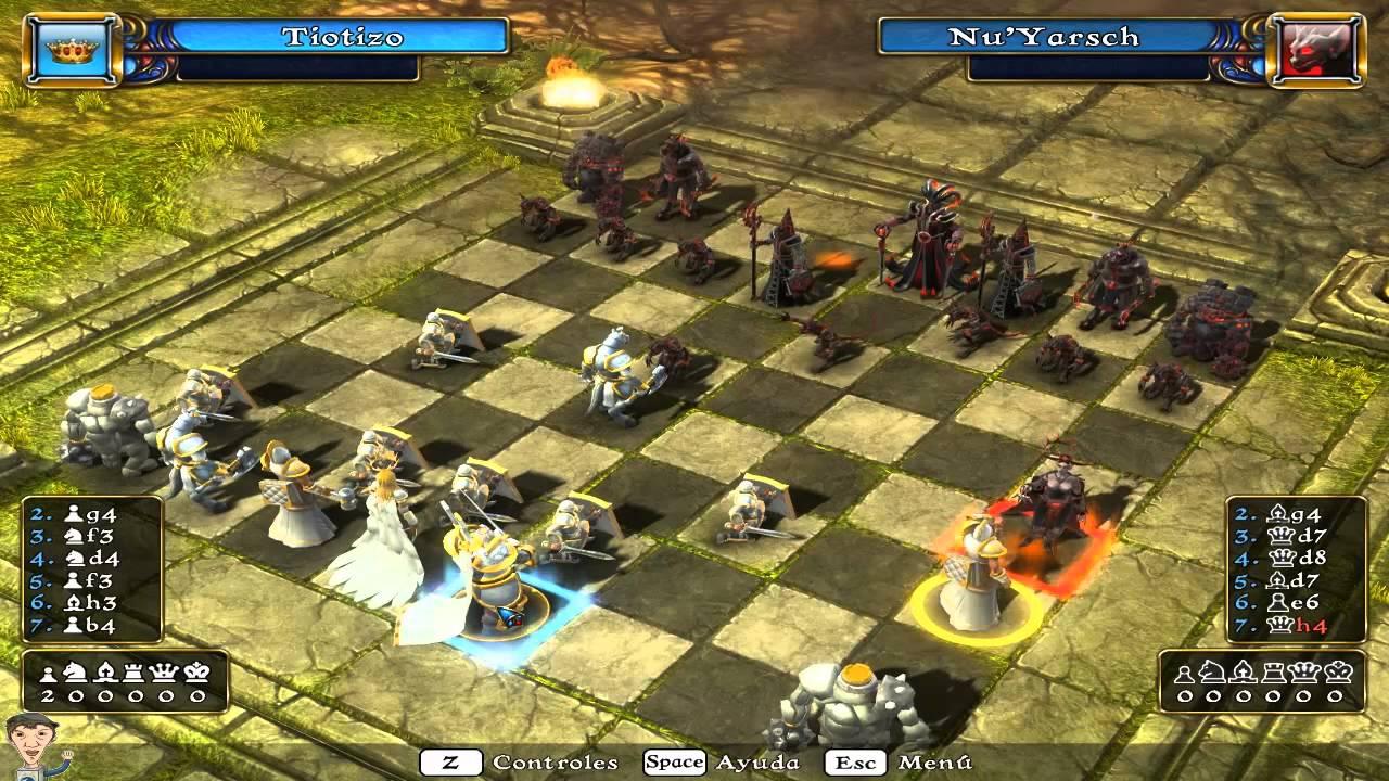 descargar juego de ajedrez portable