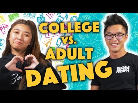 RELATIONSHIPS AFTER COLLEGE - Lunch Break!