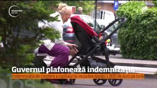 Ministrul Muncii a anunţat plafonarea indemnizaţiilor pentru creşterea copilului