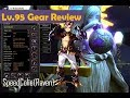 [GearReview] Raven Lv.95 Gear Review 2017/Oct - SpeedColie - 【Dragon Nest SEA】