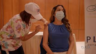 Playa Hotels & Resorts - Dominican Republic Gets Vaccinated