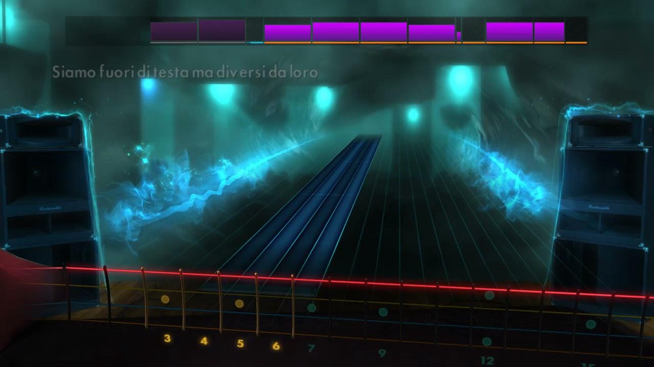 Måneskin - Zitti E Buoni (Bass) Rocksmith 2014 CDLC