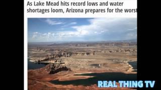 Arizona prepares for the worst  Drought