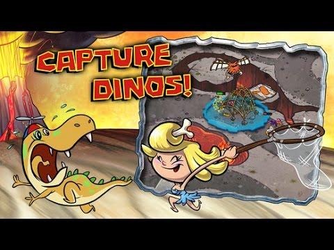 Bad Dinos By Insomniac Games, Inc ( IOS ) Gameplay