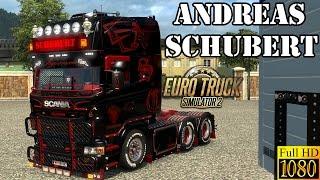Ets2 - Andreas Schubert Scania V8