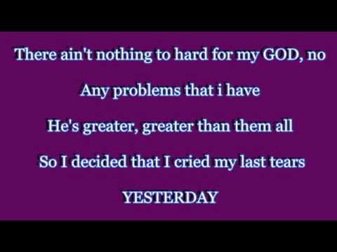 mary-mary-yesterday-lyrics