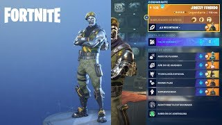 Energy & Damage for In Command/Jonesy Cast Fortnite: Saving the World #435