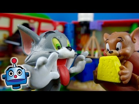 Tom y Jerry en la casa de las trampas