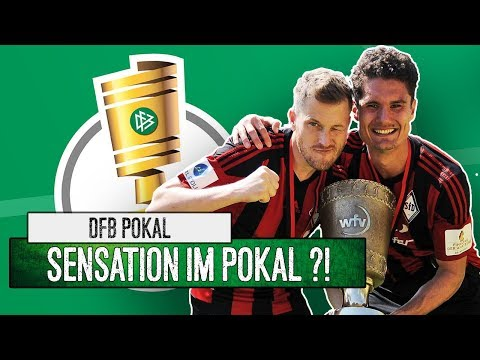 DFB Pokal schreibt eigene Gesetze! | Vorschau 1. Runde