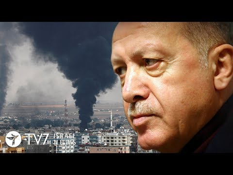 Turkey threatens Syria with all-out war - TV7 Israel News 11.02.20