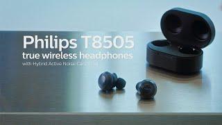 Análisis Auriculares Philips T8505 True Wireless