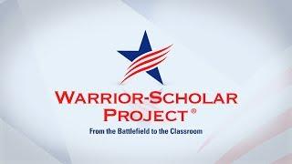 Warrior Scholar Project thumbnail