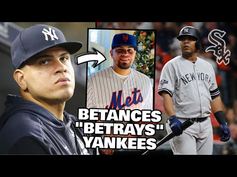 Dellin Betances BETRAYS Yankees, Signs With METS? Edwin Encarnacion White Sox, Betts (MLB Rumors)