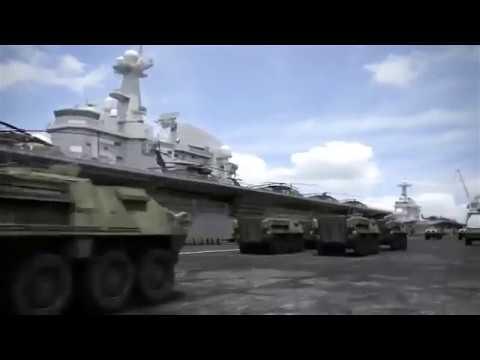 Simulasi Perang Rusia VS Amerika/USA