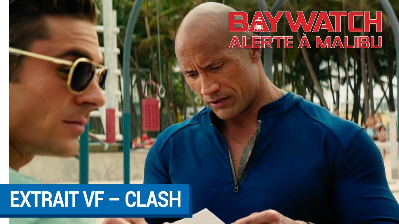 BAYWATCH – ALERTE À MALIBU - Extrait - Clash VF [actuellement au cinéma]