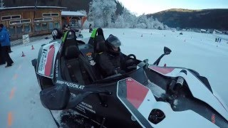 KTM X Bow in Winter Action Videos