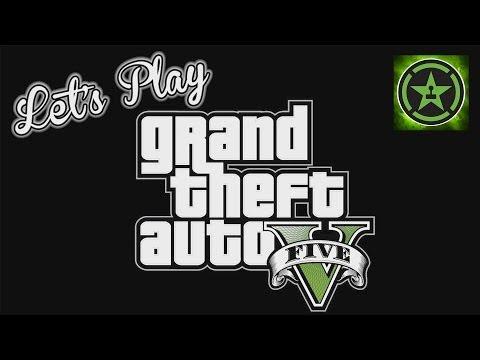 Let's Play: GTA V - Wacky Races