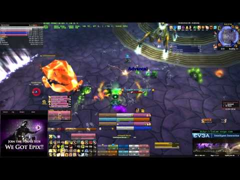 "Grand Empress Shek'zeer ""HC"" [Tier14 LatinAmerican FirstKill -US#23 10man] [Purple Side of the Loot]"
