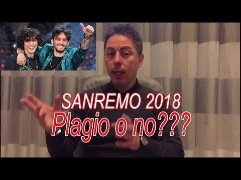 NON MI AVETE FATTO NIENTE (Ermal Meta-Fabrizio Moro) - Sanremo 2018... Plagio o no???