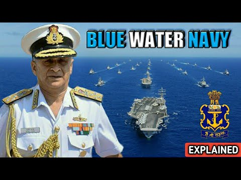 What Is Blue Water Navy? Does India Have A Blue Water Navy? Explained (Hindi)