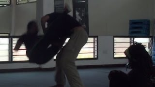 Part 10: Capoeiragem: DON'T MESS WITH AFRIKAN COMBAT CAPOEIRA!!!