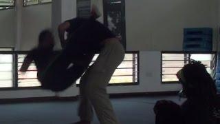 Part 10: Capoeiragem: DON'T MESS WITH AFRIKAN COMBAT CAPOEIRA!!!