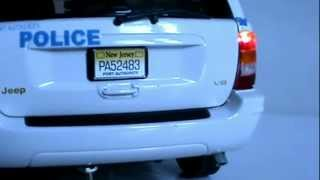NEW YORK CITY PAPD PORT AUTHORITY POLICE NEW JERSEY WTC PATROL JEEP CHEROKEE