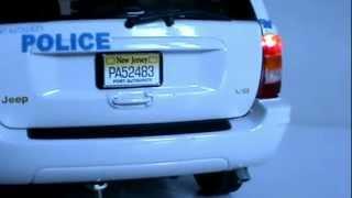 NEW YORK CITY PAPD PORT AUTHORITY POLICE NEW JERSEY WTC PATROL JEEP CHEROKEE