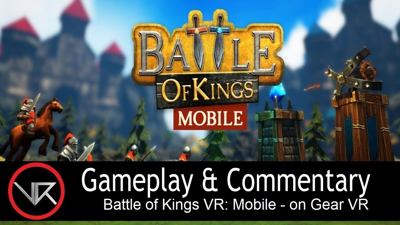 9765cbe7a504 The VR Shop - Battle of Kings VR  Mobile - Gear VR Gameplay - YouTube