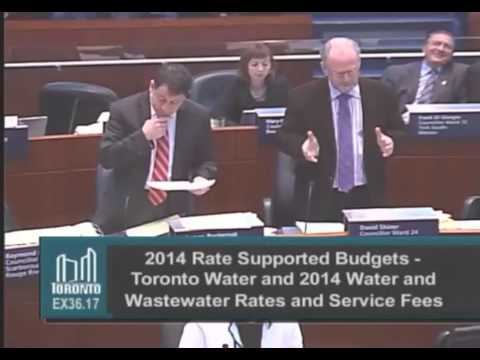 City Councillors try to understand SMART Water Meter refusal