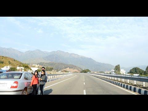 Chandigarh smooth Roads to Manali and Shimla.Himachal Pradesh,India.Punjab.Haryana.पंजाब.chandigadh
