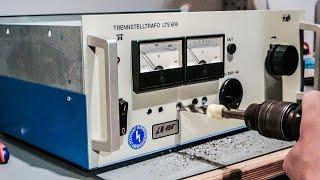 #10 Umbau: Trenntrafo mit Laborbuchsen ausstatten