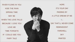 Video Yiruma's Greatest Hits | First Love | Relaxing Piano Vol. 1 download MP3, 3GP, MP4, WEBM, AVI, FLV Agustus 2018
