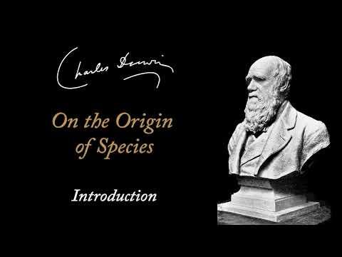 Charles Darwin: On the Origin of Species - Introduction (Audiobook)
